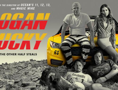 Logan Lucky –  schon wieder ein Ocean´s Film ?