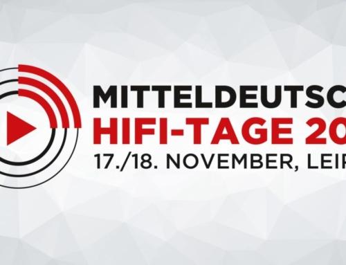 Mitteldeutsche HiFi Tage 2018 in Leipzig