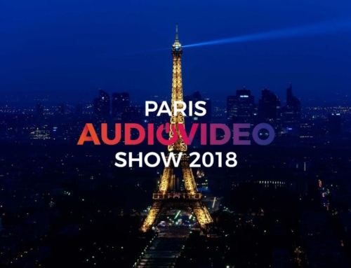 Paris Audio & Video Show 2018