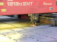 Scheidemaschine für Metallverarbeitung