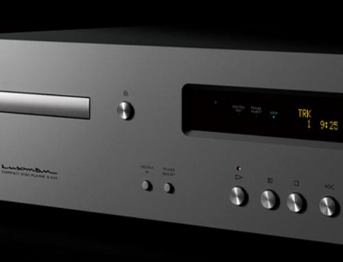 LUXMAN D-03X CD Player Test in der britischen STEREONET