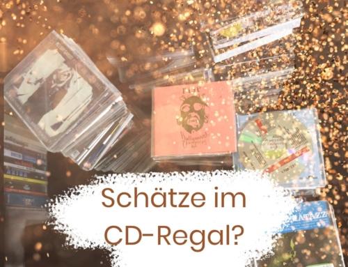 Habt Ihr ein paar Schätze im CD-Regal?