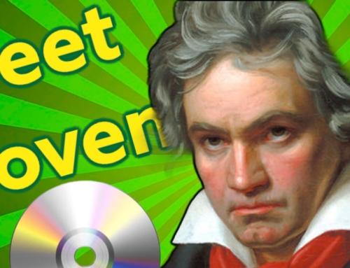 Wie hat Beethoven die Aufnahmekapazität von CDs beeinflusst?