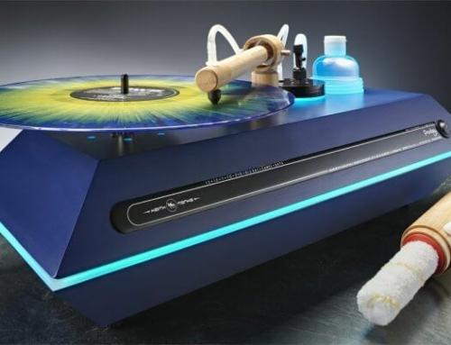 Schneewittchen´s Waschtag – Keith Monks Prodigy Blue Deluxe Plattenwaschmaschine im STEREOPLAY Test